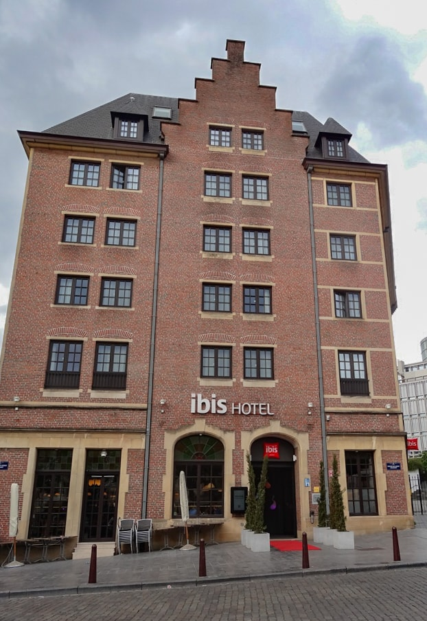 Hotel Ibis Brussels Off-Grand Place