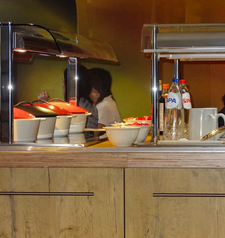 Breakfast at the Hotel ibis Brussels off-Grand Place