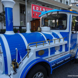 Things to do in Lucerne: the Luzern city train
