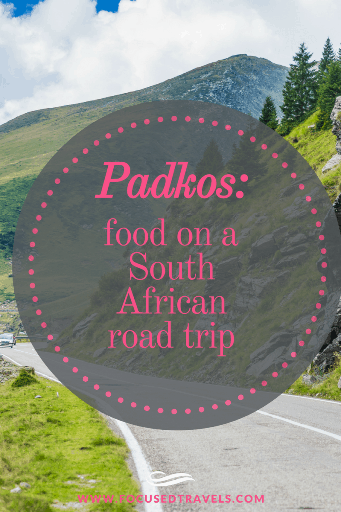 Padkos: an essential part of a South African road trip