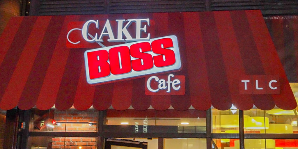 Cake Boss Cafe near Times Square