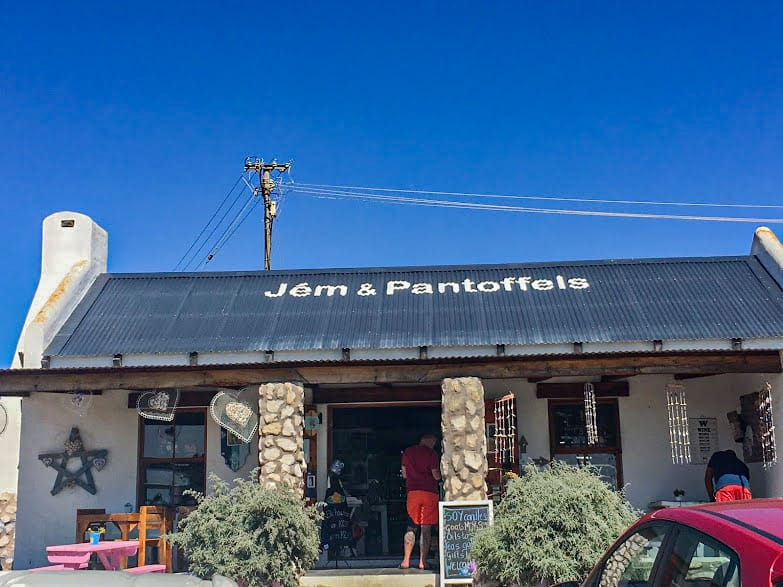 Day trip from Cape Town- Paternoster