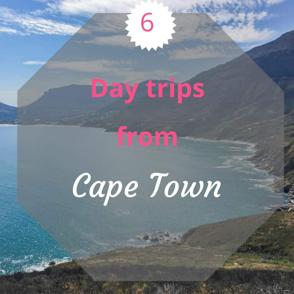 6 Day trips from Cape Town