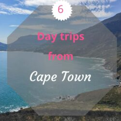 6 Day trips from Cape Town to experience the region