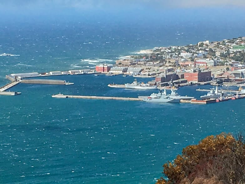 Day trips from Cape Town - Simons Town