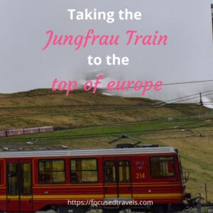 Jungfrau Train Featured Image