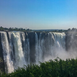 Victoria Falls pictures from our recent visit