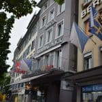Limmatblick Hotel Zurich: ultimately disappointing