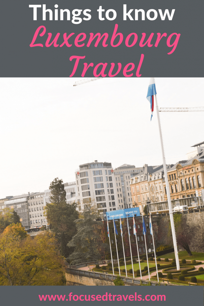 Luxembourg Travel