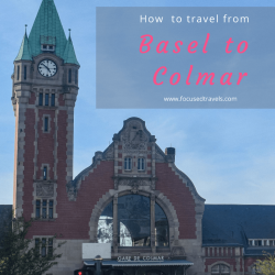 How to travel from Basel to Colmar