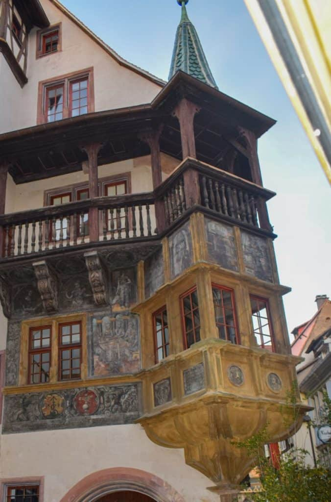 Maison Pfister Colmar - Things to do in Colmar France