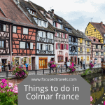Best things to do in Colmar France