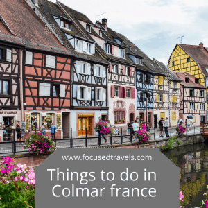 Things to do in Colmar France - Featured Image