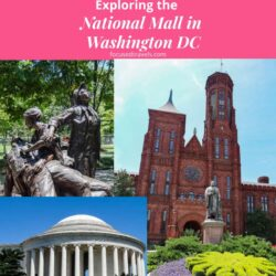 Exploring the National Mall in Washington DC