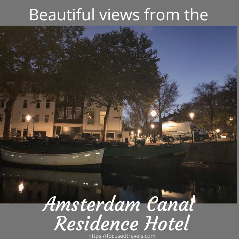 Amsterdam Canal Residence | Focused Travels