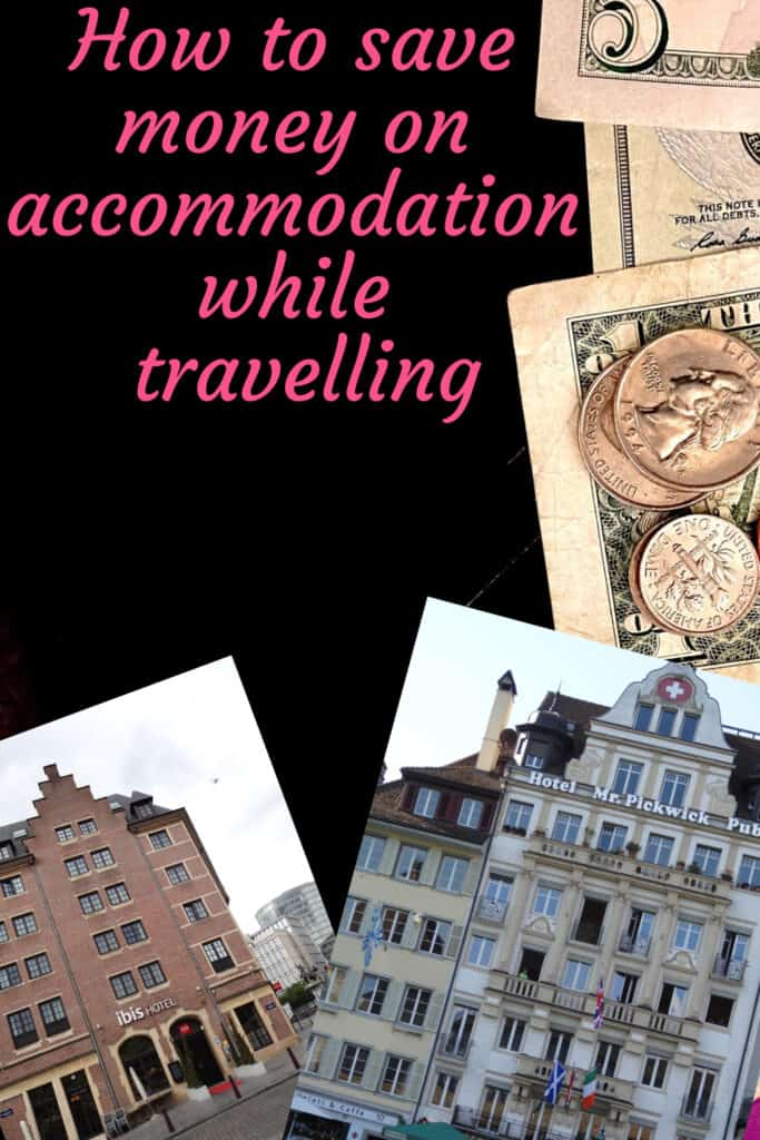 How to save money on accommodation